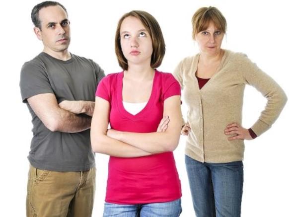Вопрос родительского авторитета