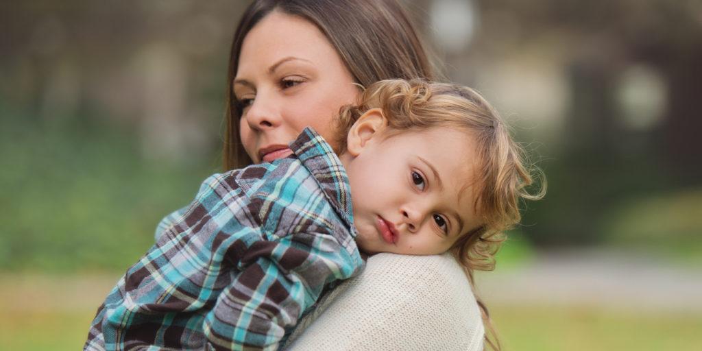 Как правильно жалеть ребенка