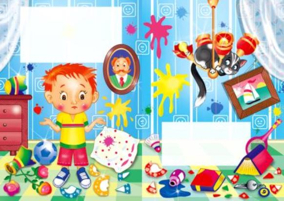 Как собрать игрушки