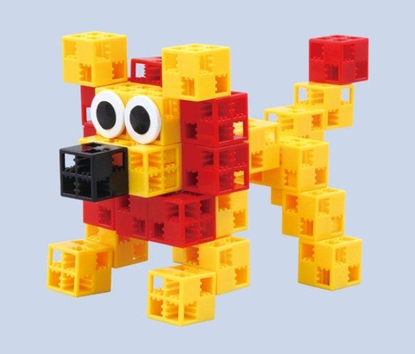Конструктор – кубики ЗНАТОК ARTEC BLOKS