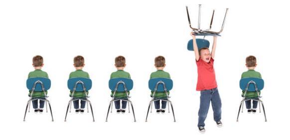 Гиперактивный ребёнок. Советы родителям.