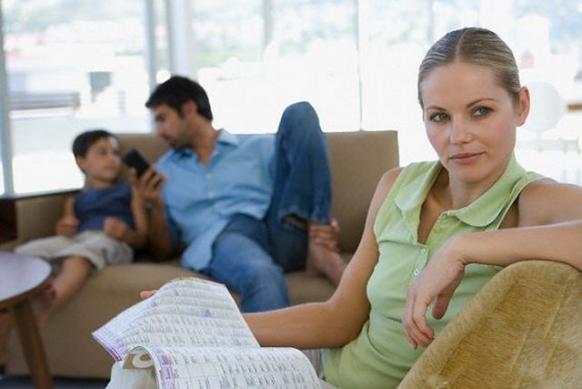 Дети от первого брака мужа и отношения с ними