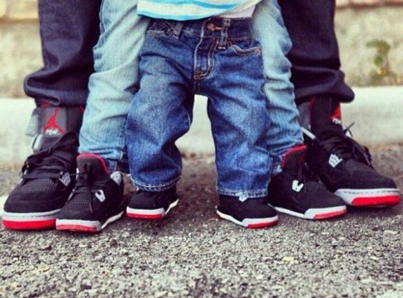 Мама среди мальчишек