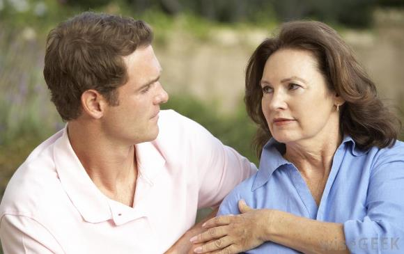 Варианты отношений матери и сына
