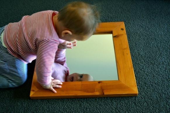 Зеркало для ребенка