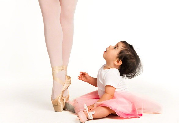 Ребёнок делает мать счастливой
