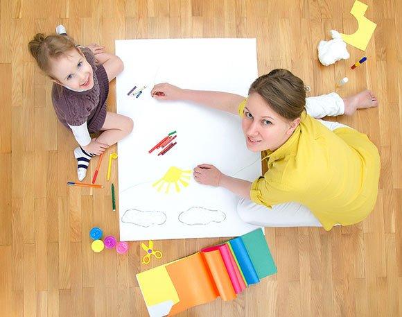 Как привить ребенку любовь к изобразительному искусству?