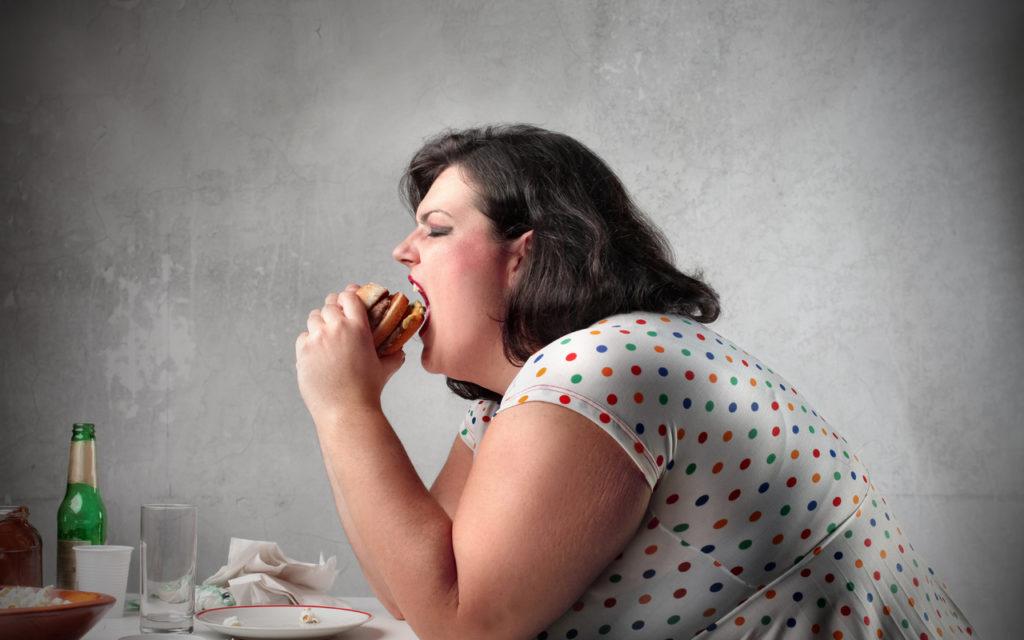 Синдром «тётки»: грусть, хандра,  домовитость, лишний вес.