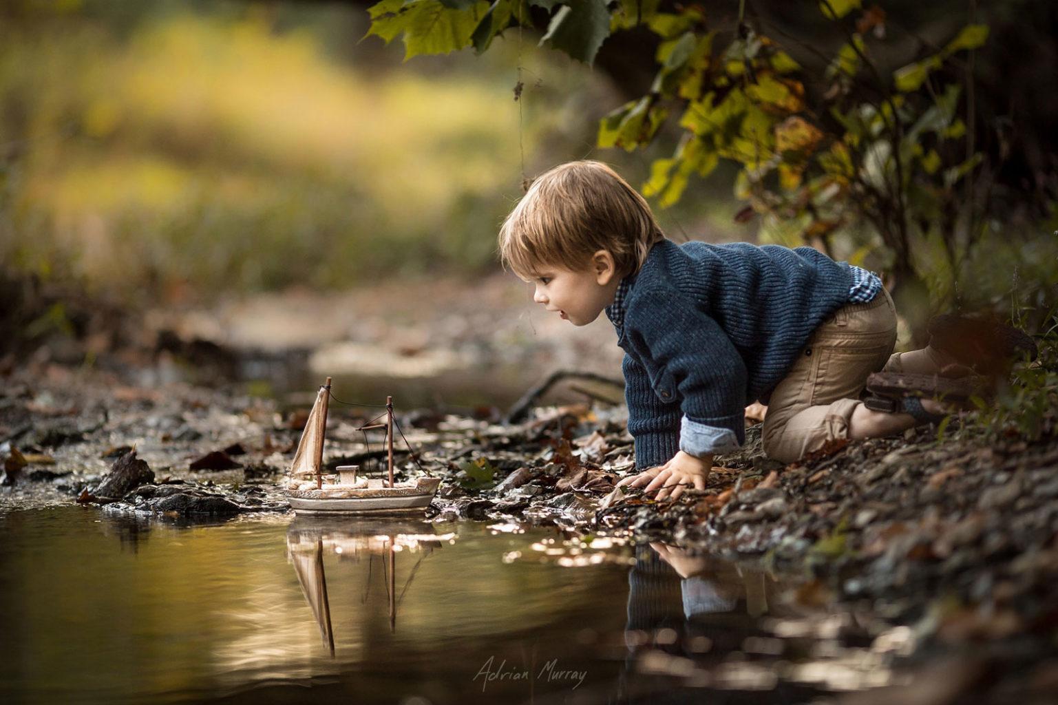 развитие ребенка происходит из точки покоя