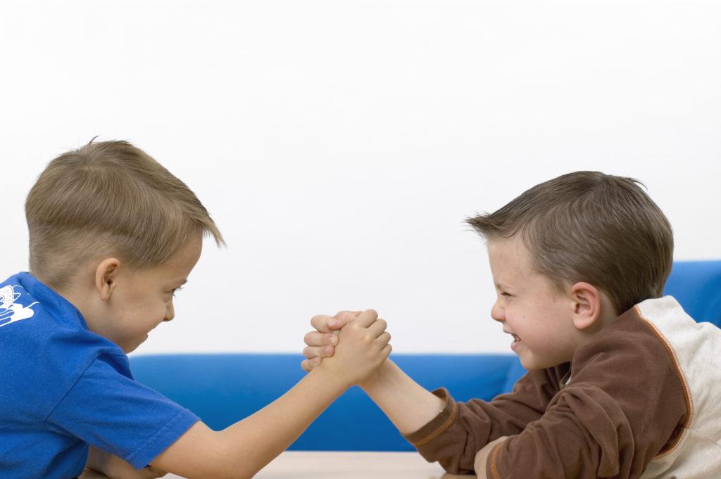 Конкуренция между детьми в семье