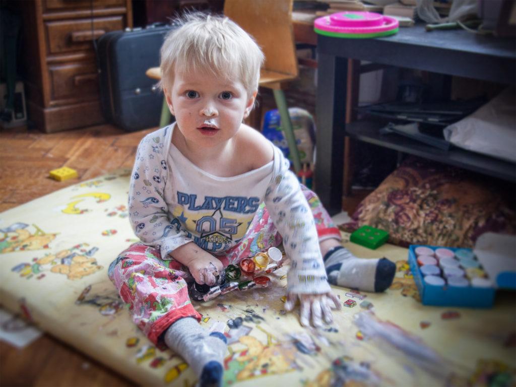 10 советов для развития творческих способностей у ребенка