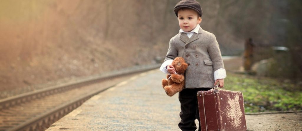 Почему детки так болезненно реагируют на перемены в жизни.